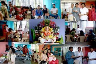 Ganesha Puja Celebration 2017